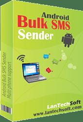 Bulk SMS Sender Android | Bulk SMS software