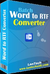 Windows 7 Doc to RTF Converter Batch 3.1.1.20 full