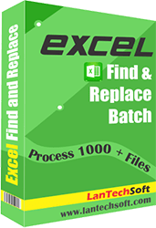 Windows 7 Excel Find and Replace Professional 4.6.5.39 full