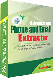 Internet Email and Number Extractor
