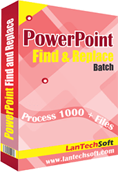Windows 7 PowerPoint Find and Replace Professional 4.6.3.29 full