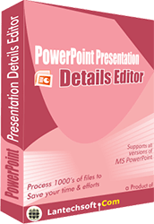 PowerPoint File Properties Editor
