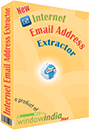 Internet Email Address Extractor