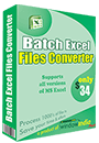 Batch Excel Files Converter
