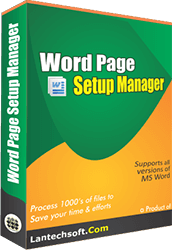 Word File Page Setup Batch 3.5.1.12 full