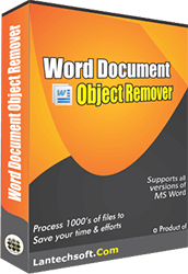 Word Object and Image Remover 3.5.1.12 full