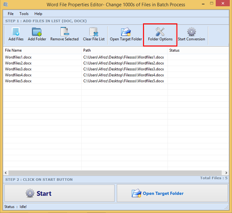 How To Edit Properties Of MS Word Files Through Software